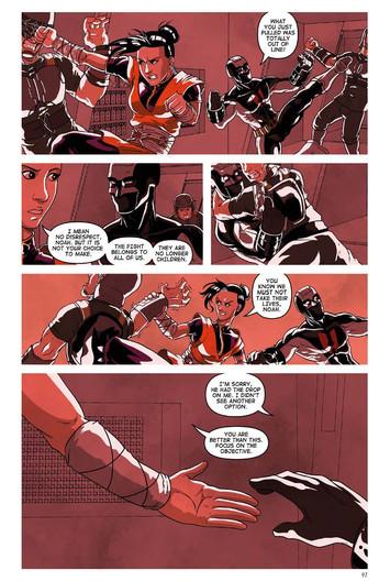 The Secret Protectors Volume 01 Page 97