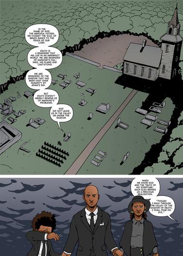 The Secret Protectors Volume 01 Page 12