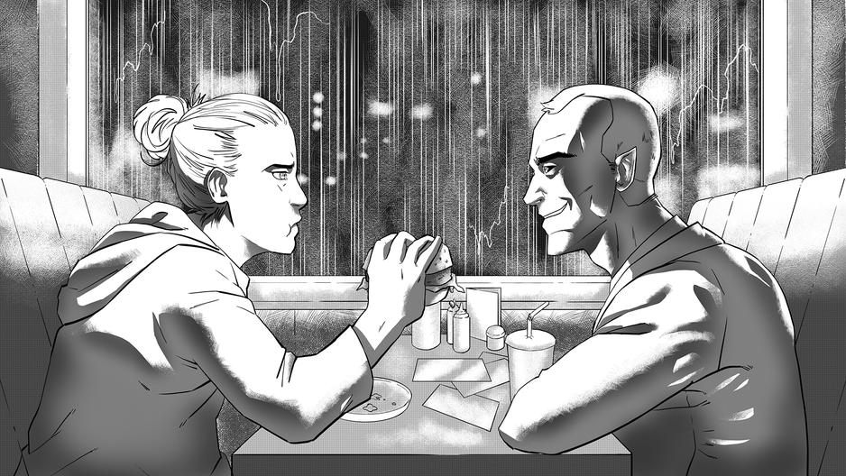 The Devil's Diner