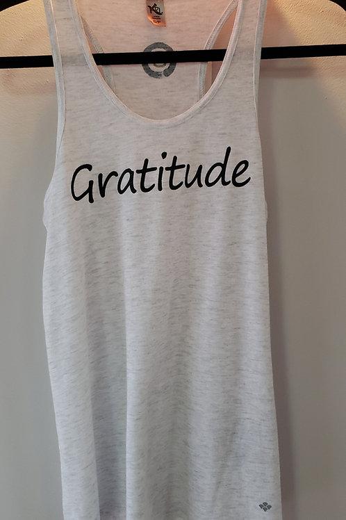 Gratitude Tank Top