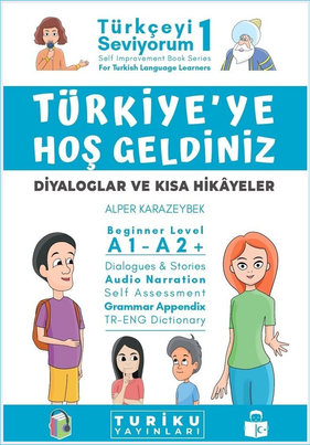 Welcome to Turkey Dialogues & Short Stories Cover Page