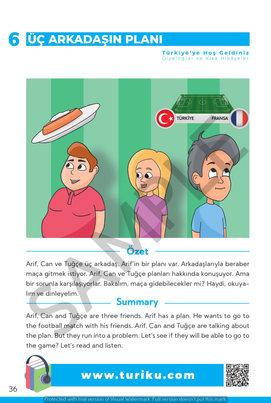 Sample Summary Page