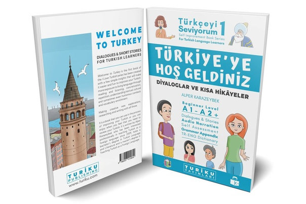 Welcome to Turkey Dialogues & Short Stories