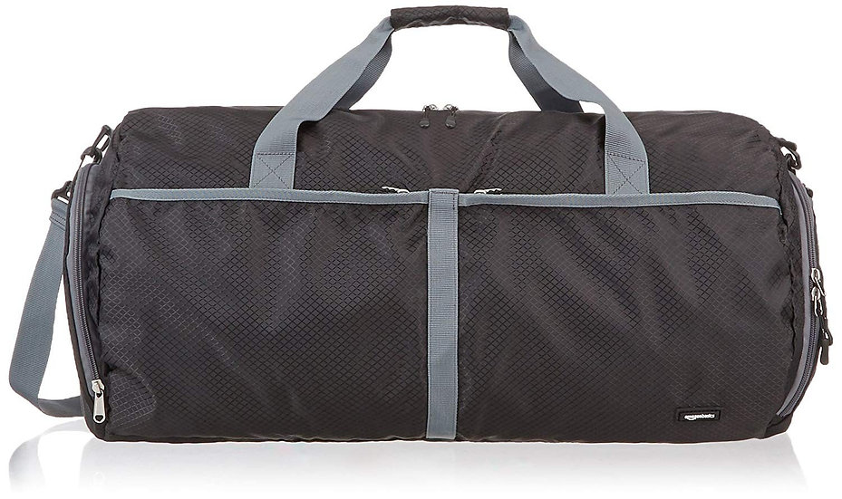 AmazonBasics Packable Travel Duffel, 23-Inch