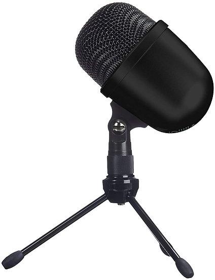 AmazonBasics Desktop Mini Condenser Microphone