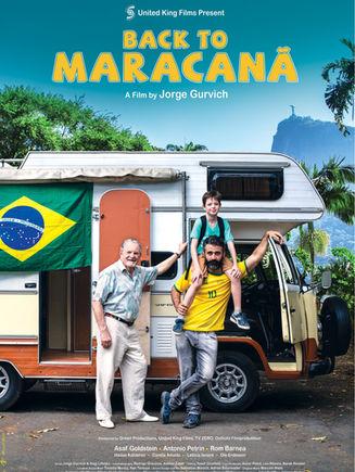 BACK TO MARACANA ISRAEL, BRAZIL, GERMANY 2018