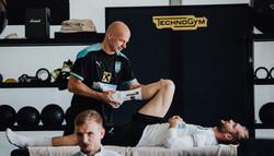 Physiotherapeut & Athletiktrainer