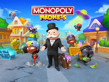 Monopoly Madness bringt das Monopoly-Erlebnis in die Arena