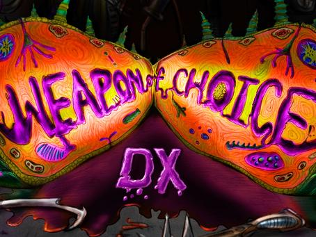 Weapon of Choice DX kommt für Xbox One, PS4, PS5, und Switch