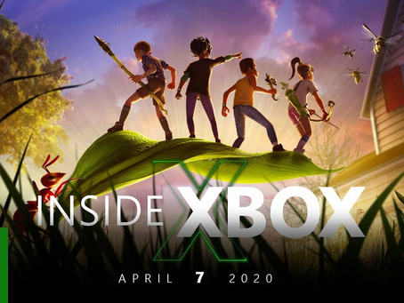 Inside Xbox April: Alle Infos zu Project xCloud, Grounded, Gears Tactics und mehr!