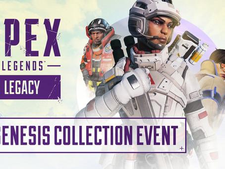 Apex Legends feiert mit dem Genesis-Sammel-Event die Rückkehr zweier legendärer Karten