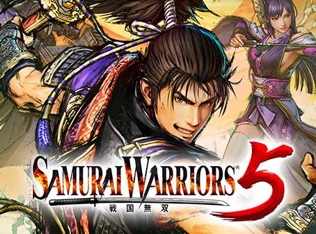 Vier neue Charaktere stürmen das Schlachtfeld in Samurai Warriors 5