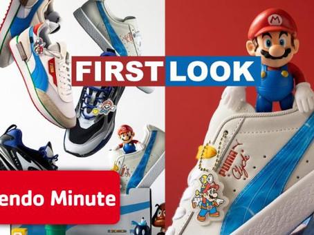 """Nintendo Minute zeigt die neue """"Puma x Super Mario Collection"""""""