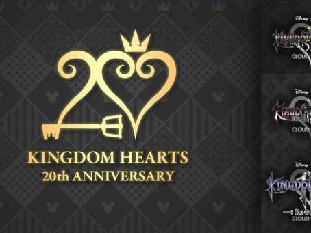 KINGDOM HEARTS: Beliebte Action-RPG-Reihe erscheint als Cloud-Version für Nintendo Switch