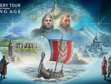 Geschichte erleben mit DISCOVERY TOUR: Das Zeitalter der Wikinger
