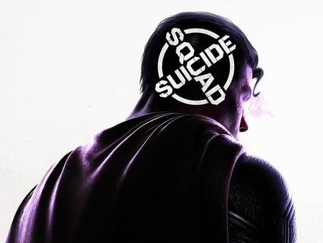 Offizielles Key Art von Suicide Squad: Kill the Justice League veröffentlicht