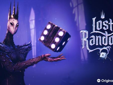 Zoink Games und EA veröffentlichen Lost in Random – das Action-Adventure, in dem der Zufall regiert