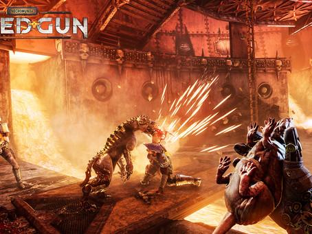 Necromunda: Hired Gun - Neuer Gameplay-Trailer zeigt die Hunde im Spiel
