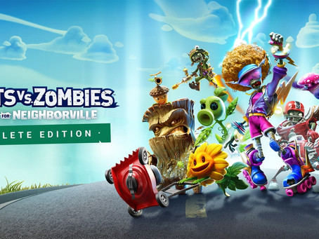 Plants vs. Zombies: Schlacht um Neighborville - Complete Edition (Switch) im Test
