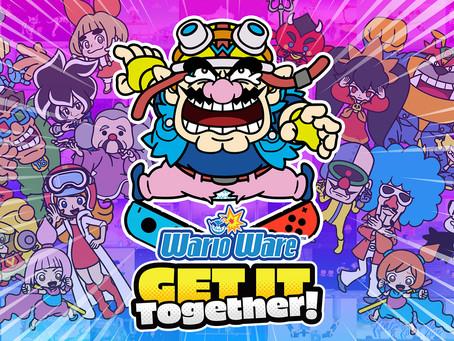 WarioWare: Get It Together - Nintendo veröffentlichte Accolades-Trailer