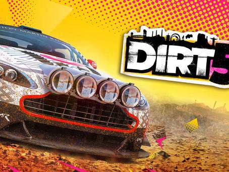 DiRT 5 - Codemasters bringt Update 4.00 und Uproar-Content-Pack heraus