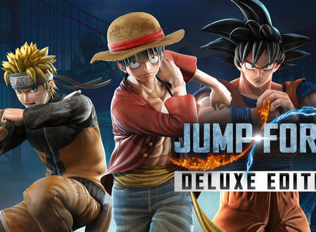Jump Force - Deluxe Edition im Test
