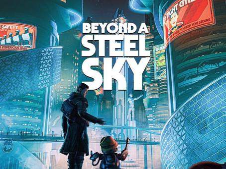 Das Cyberpunk-Abenteuer Beyond a Steel Sky von Revolution Software erscheint am 30. November 2021