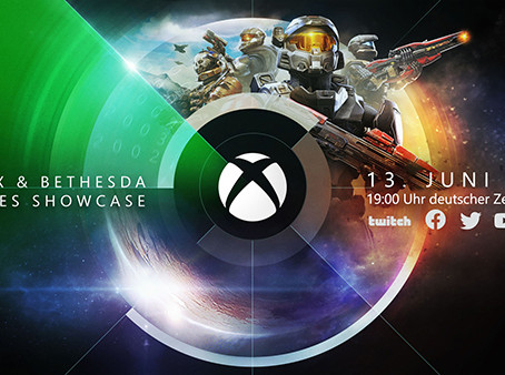 Xbox & Bethesda Games Showcase am 13. Juni: Sei live dabei!