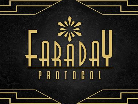 Faraday Protocol angekündigt und Trailer veröffentlicht