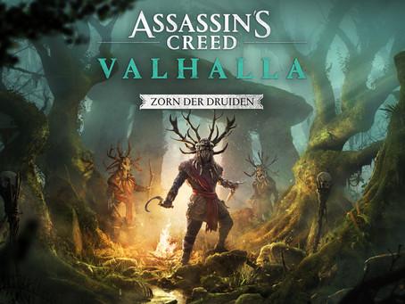 """Assassin's Creed Valhalla: DLC """"Zorn der Druiden"""" im Test"""