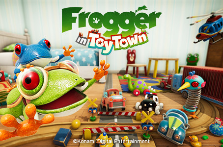 """Neues """"Party Cruise""""-Update für Frogger in Toy Town"""