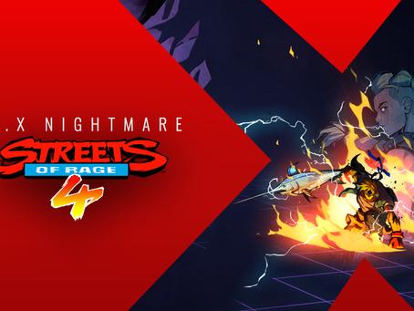 Erster Streets of Rage 4 DLC angekündigt – neuer Trailer veröffentlicht!