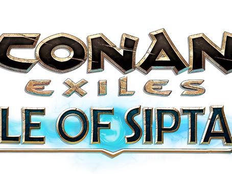 Update für Conan Exiles: Isles of Siptah bringt massig neue Inhalte
