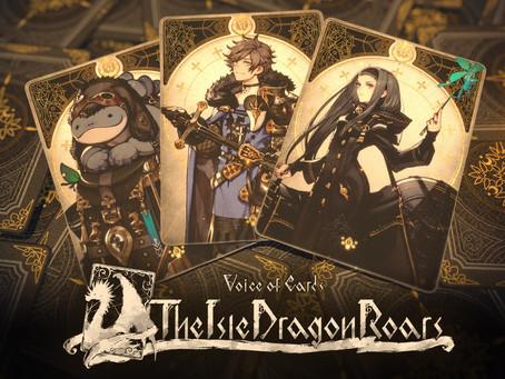 VOICE OF CARDS: THE ISLE DRAGON ROARS: Neues kartenbasiertes Rollenspiel erscheint am 28. Oktober