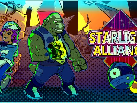 Starlight Alliance erscheint auf Steam und Nintendo Switch