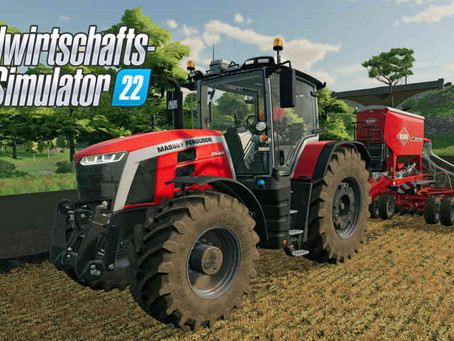 Landwirtschafts-Simulator 22 angekündigt – Publisher GIANTS Software 'lets the good times grow'!
