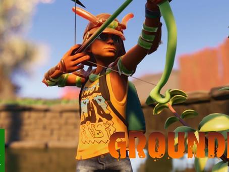 Grounded - Neues Entwickler-Video zeigt weiteres Gameplay