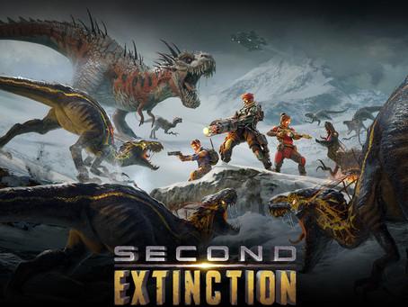 Second Extinction - Neues Gameplay-Video zeigt Dino-Gemetzel