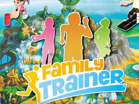 Family Trainer (Switch) im Test