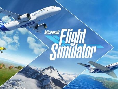 VR-Beta vom Microsoft Flight Simulator 2020 auch für HTC VIVE erhältlich