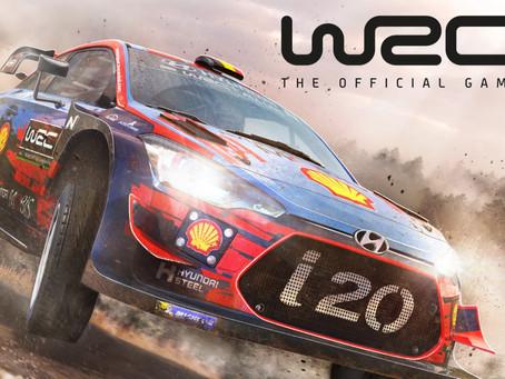 WRC 8 ist ab sofort im Handel erhältlich