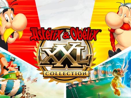 Asterix & Obelix XXL Collection erscheint am 27. Mai für die Nintendo Switch