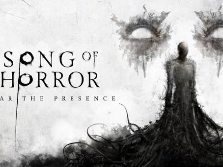 Song of Horror ab sofort für PS4 und Launch-Trailer erschienen