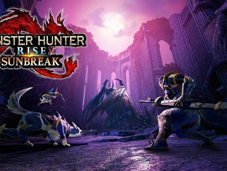 Monster Hunter Rise: Sunbreak - monströse Erweiterung erscheint im Sommer 2022