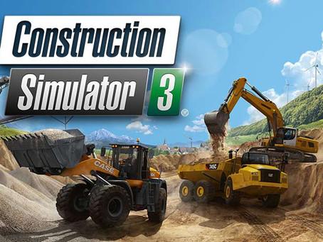 Bau-Simulator 3 – Console Edition erschienen