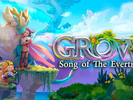 Grow: Song of the Evertree angekündigt