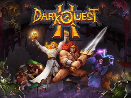 Dark Quest 2 - Ab sofort für die PS4 erschienen