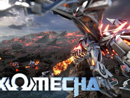 Exomecha wird im August 2021 veröffentlicht und Gameplay-Trailer erschienen