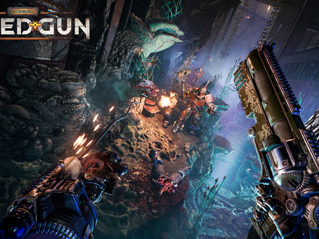 Necromunda: Hired Gun - Neuer Trailer zeigt die Boltgun in Aktion