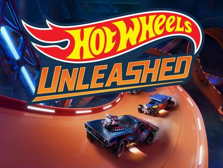 Erster actiongeladener Gameplay-Trailer von Hot Wheels Unleashed veröffentlicht